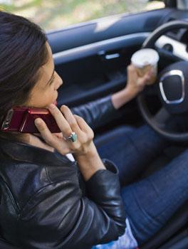 А Вы используете гаджеты во время вождения?